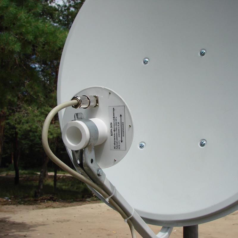 3g облучатель спутниковых тарелок своими руками